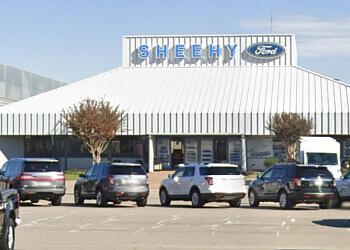 Richmond car dealership SHEEHY FORD OF RICHMOND