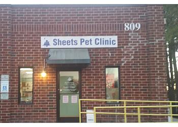 Greensboro veterinary clinic Sheets Pet Clinic
