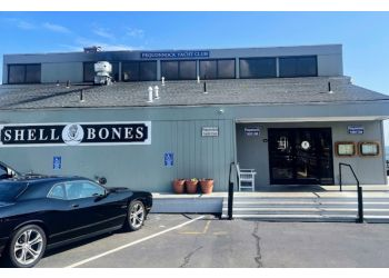 New Haven seafood restaurant Shell & Bones Oyster Bar & Grill