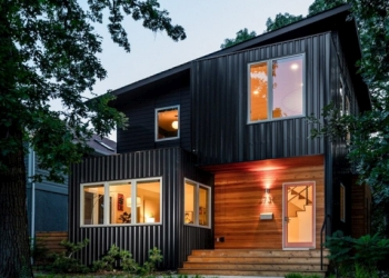 Minneapolis residential architect Shelter Architecture