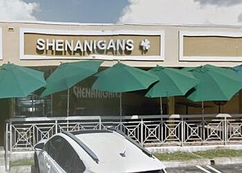 Hollywood sports bar Shenanigans Sports Pub