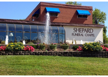 St Louis funeral home Shepard Funeral Chapel