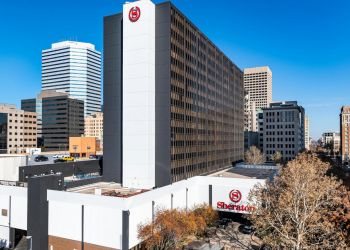 Oklahoma City hotel Sheraton Oklahoma City Downtown Hotel