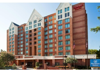 Alexandria hotel Sheraton Suites