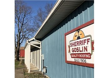 Dayton roofing contractor Sherriff-Goslin Roofing