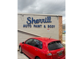 Birmingham auto body shop Sherrill Paint & Body Co.
