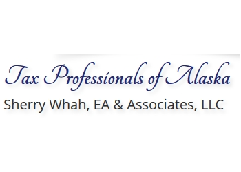 Anchorage tax service Sherry Whah ea & Associates LLC