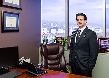 Los Angeles cardiologist Shervin Eshaghian, MD