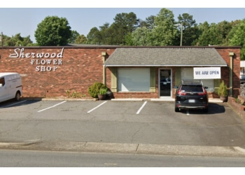 Winston Salem florist Sherwood Flower Shop Inc.