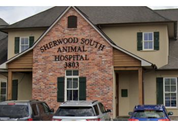 Baton Rouge veterinary clinic Sherwood South Animal Hospital