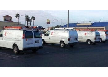 North Las Vegas security system Shield Fire & Security, LLC