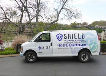 Chattanooga locksmith Shield Locksmith and Security