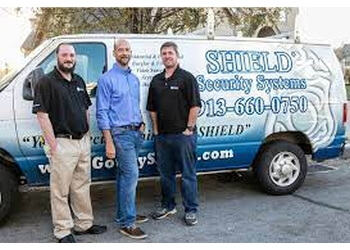 Overland Park security system Shield Security Systems