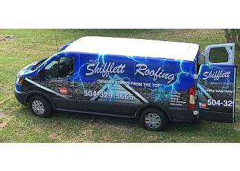 New Orleans roofing contractor Shifflett Roofing