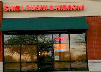 Chesapeake sushi Shiki Sushi & Hibachi