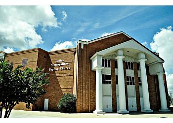 Jacksonville church Shiloh Metropolitan Baptist Church