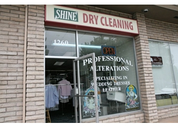 Santa Clara dry cleaner Shine Dry Cleaning