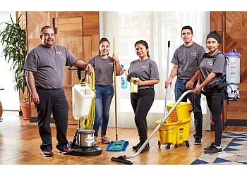 San Francisco commercial cleaning service Shine Facility Services