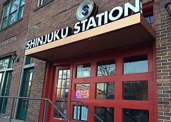 Fort Worth japanese restaurant Shinjuku Station