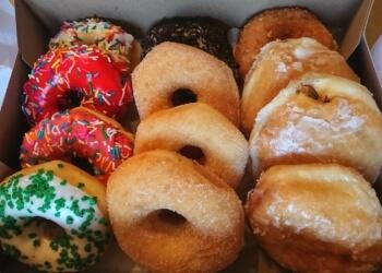 Garland donut shop Shipley Do-Nuts