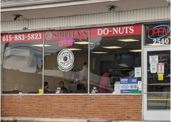 Nashville donut shop Shipley Do-Nuts