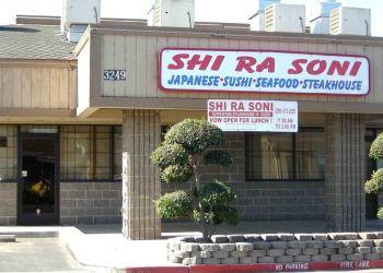 Stockton japanese restaurant Shirasoni Japanese Restaurant