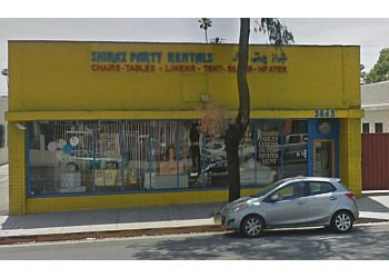 Glendale event rental company Shiraz Party Rental