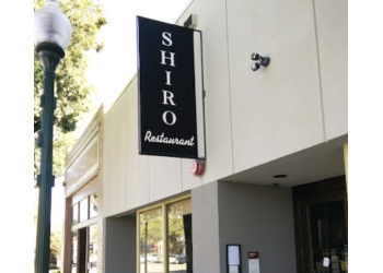 Pasadena french restaurant Shiro