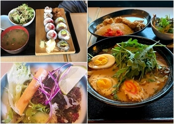 Portland japanese restaurant Sho Japanese Restaurant