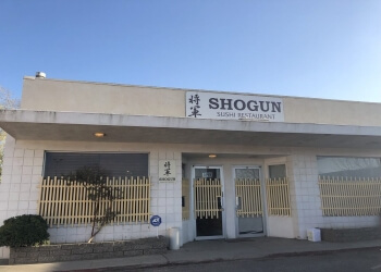Palmdale sushi Shogun