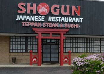 Shogun Restaurant Menu Rockford Il