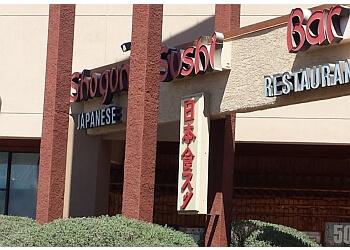 Tucson japanese restaurant Shogun