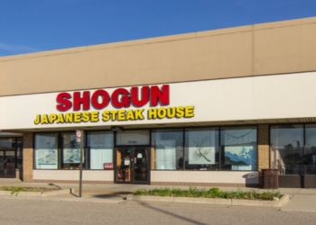 Sterling Heights japanese restaurant Shogun Restaurant