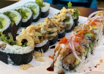 Boise City sushi Shogun Sushi