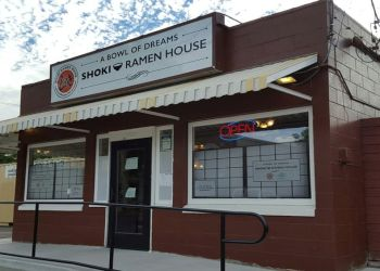Sacramento japanese restaurant Shoki Ramen House