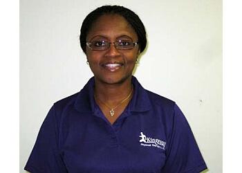 Hampton physical therapist Shola Asenuga, PT