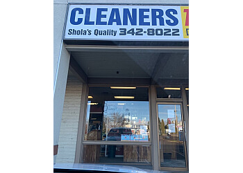 Eugene dry cleaner Shola's Quality Plus Dry Cleaners