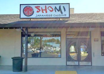 Stockton japanese restaurant Shomi Restaurant