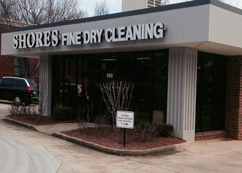 Greensboro dry cleaner Shores Fine Dry Cleaning