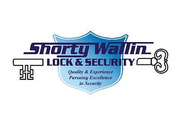 Hampton locksmith Shorty Wallin Lock & Security