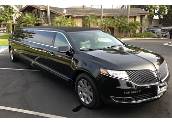 Moreno Valley limo service Showcase Limousines