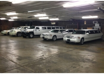 Shreveport limo service SHV Chauffeured Transportation