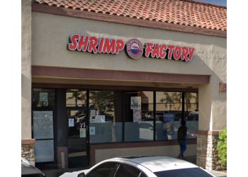 Moreno Valley seafood restaurant Shrimp Factory