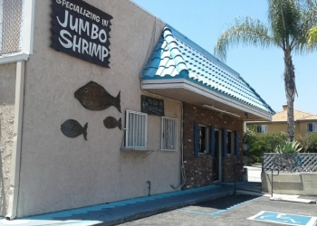 El Monte seafood restaurant Shrimp House