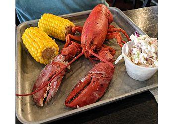 Durham seafood restaurant Shuckin' Shack Oyster Bar