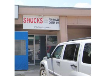 Omaha seafood restaurant Shucks Fish House & Oyster Bar