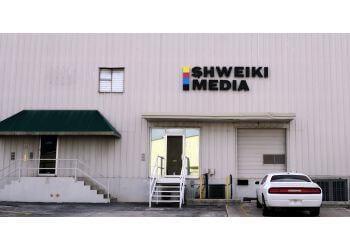 San Antonio printing service Shweiki Media Printing Company