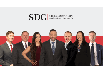 St Petersburg medical malpractice lawyer Sibley Dolman Gipe Accident Injury Lawyers, PA