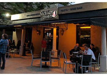 Coral Springs pizza place Sicilian Oven