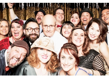 Amarillo photo booth company Sidecar Photo Booth Co